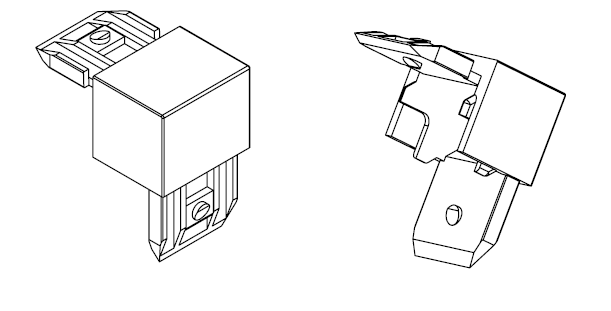 E-PF-3-C, Spojovací kostka
